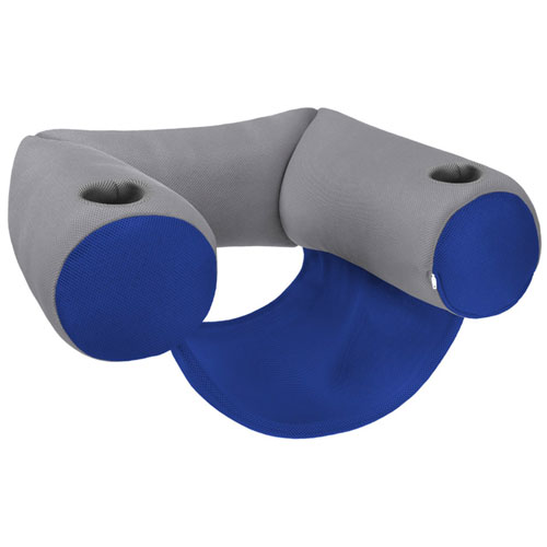 Jordan Manufacturing Company Sling Pool Float Blue and Grey