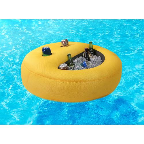Jordan Manufacturing Company Smiling Shoobie Floating Cooler