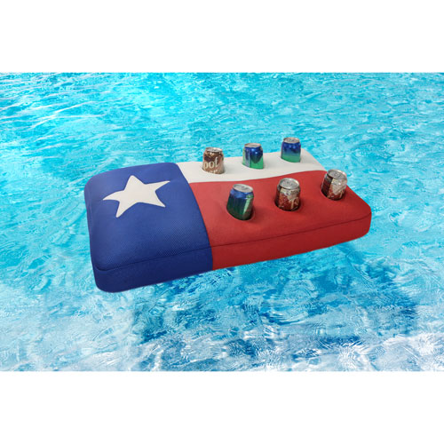 Jordan Manufacturing Company Six Shooter Floating Cooler