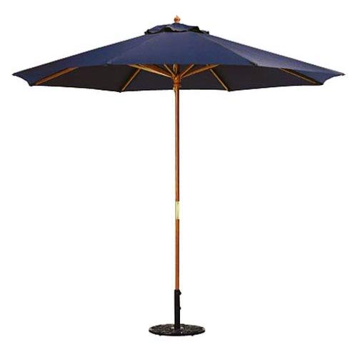 9-Foot Market Umbrella - Blue