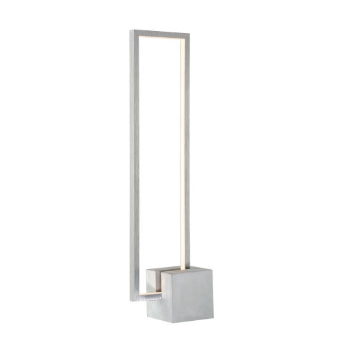 Fantica Aluminum 25-Inch One-Light LED Table Lamp
