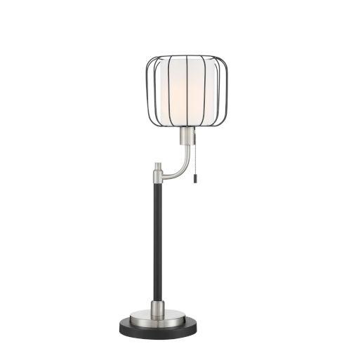 Kaleria Black 31-Inch One-Light Table Lamp