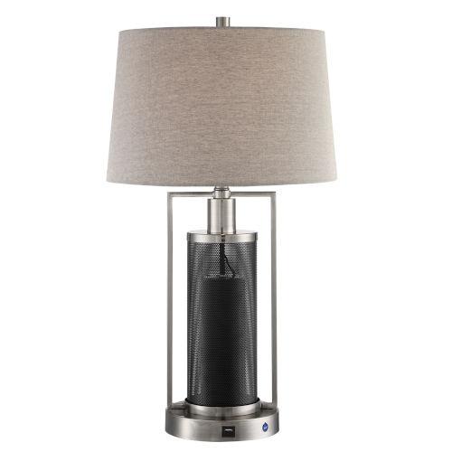 Tobias Tan 30-Inch One-Light LED Table Lamp