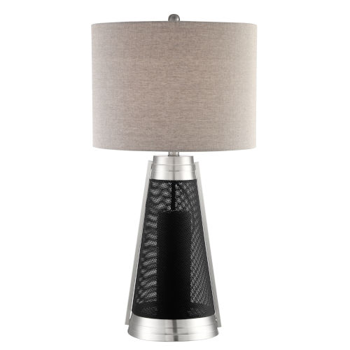 Olson Tan 28-Inch One-Light LED Table Lamp