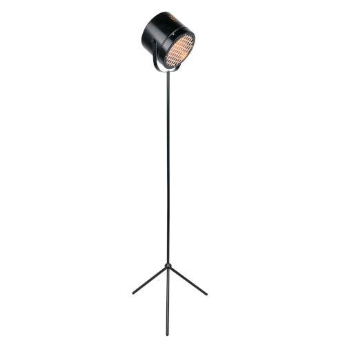 Lucine Black 61-Inch One-Light Floor Lamp