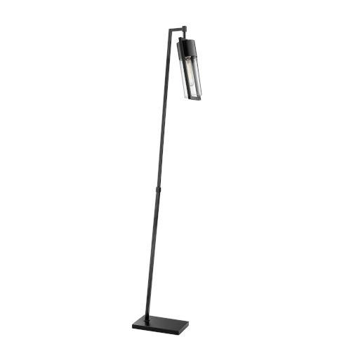 Norman Black 67-Inch One-Light Floor Lamp