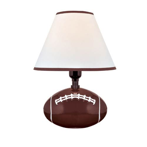 Lite Source Pass Me Brown One-Light Table Lamp