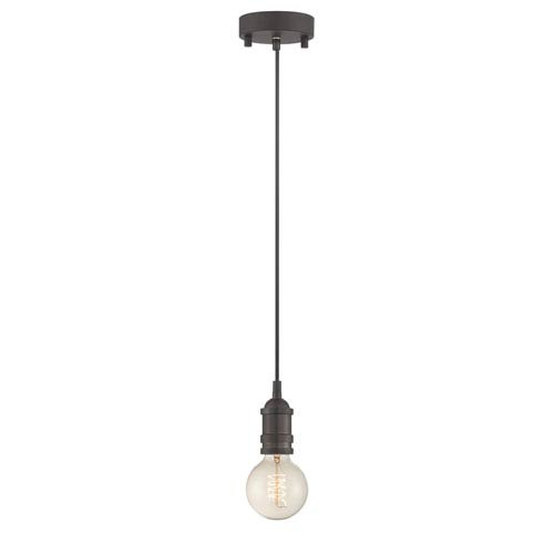 Umar Aged Copper One-Light Mini Pendant
