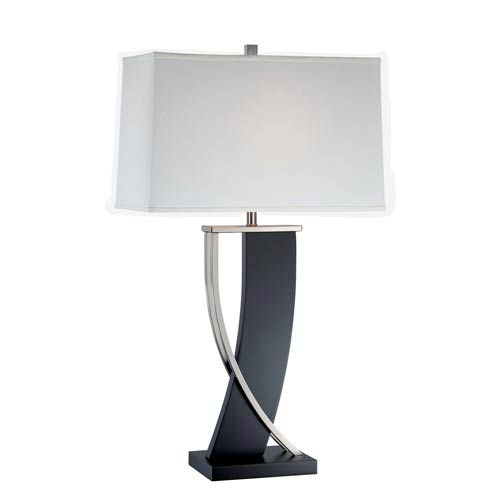 Estella Espresso Table Lamp