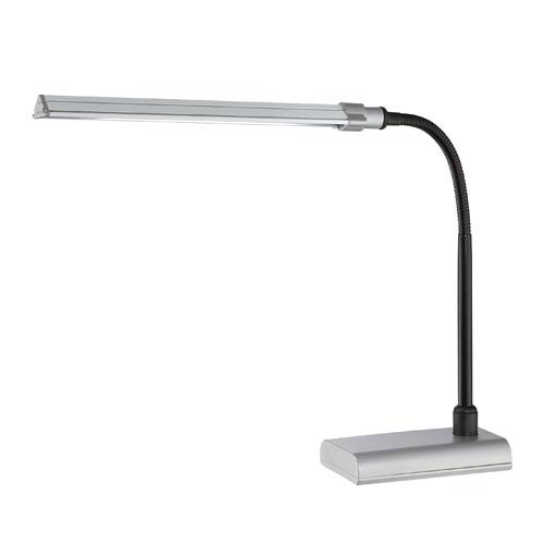 Lite Source Ermete Black LED Desk Lamp
