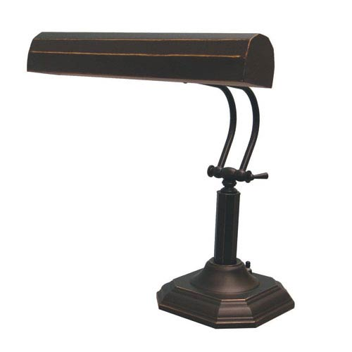 Lite Source Piano Mate Dark Bronze Two-Light Piano Lamp