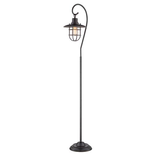 Lanterna II Dark Bronze One-Light Floor Lamp