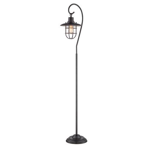 Lanterna II Dark Bronze One-Light Floor Lamp