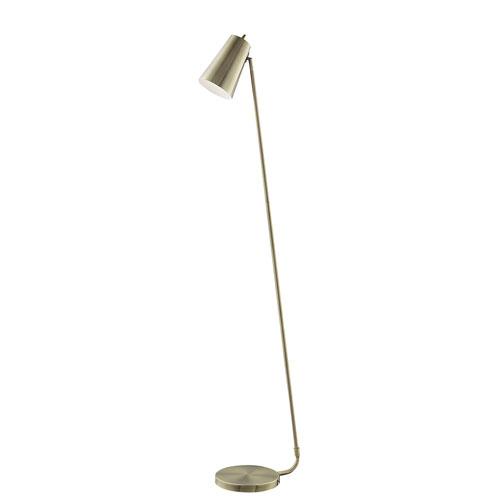 Lite Source Mccoy Antique Bronze One-Light Floor Lamp