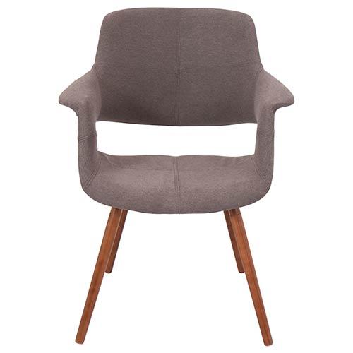 Flair Medium Brown Vintage Chair