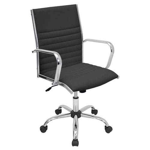 Master Black Office Chair