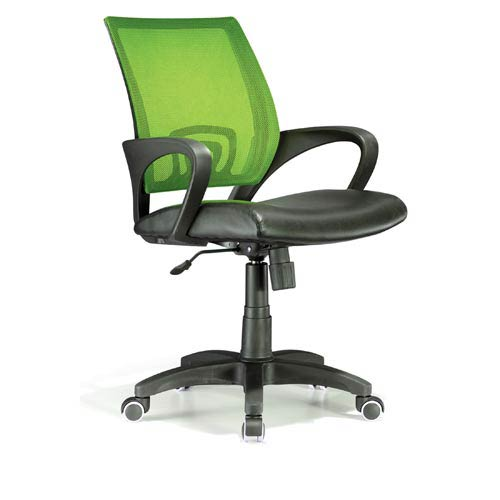 LumiSource Officer Lime Green Office Chair