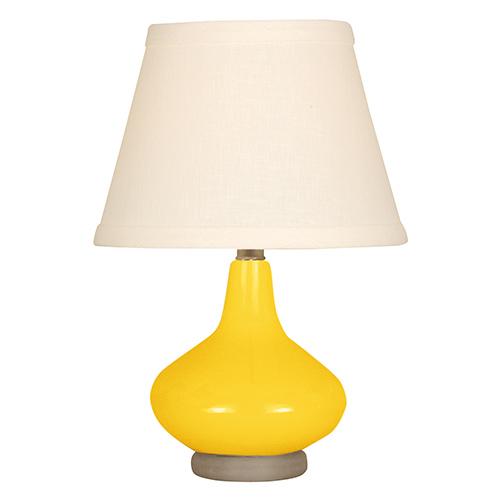 Mimosa One-Light Ceramic Mini Table Lamp