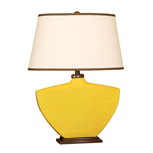 Mimosa One-Light Ceramic Table Lamp