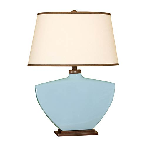 Mario Industries Sky One Light Ceramic Table Lamp 10t224sk Bellacor
