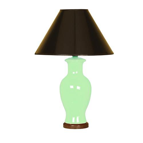 Mario Industries Aegean One-Light Ceramic Vase Table Lamp