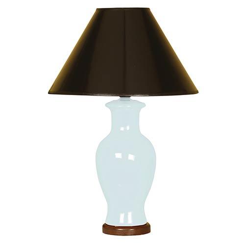 Sky One-Light Ceramic Vase Table Lamp