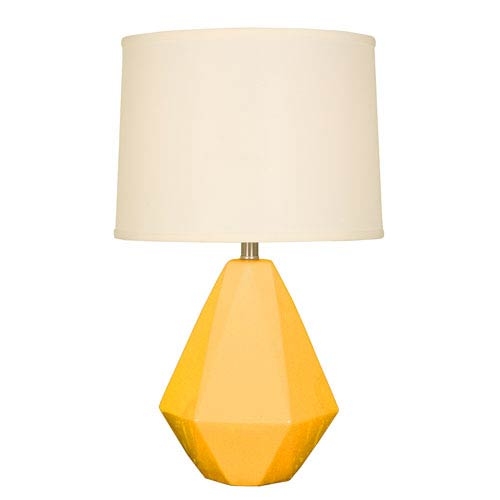 Mario Industries Splash Mimosa One-Light 24.75-Inch Table Lamp