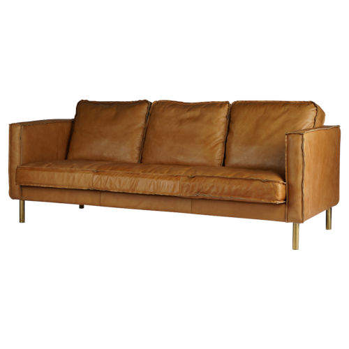 Brown Weston Sofa