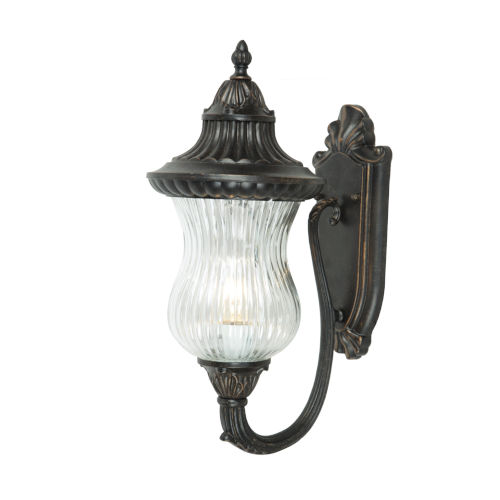 Matteo Oil Rubbed Bronze One-Light Outdoor Wall Mount