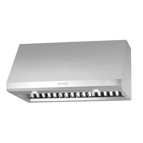 Stainless Steel LED Under Cabinet Hood