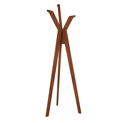 Paloma Moreno Rich Nut Brown Coat Rack