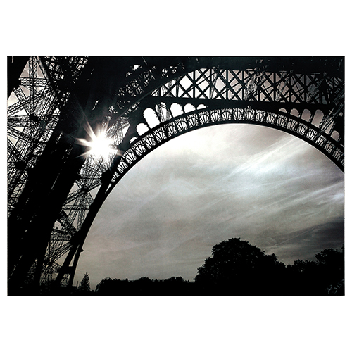 Morning In Paris II Print