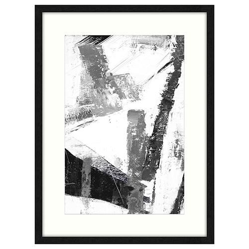 Yosemite Home Decor B and W Interpretations I Framed Wall Art