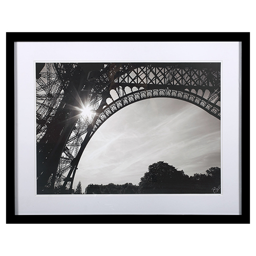 Morning in Paris Framed Wall Art