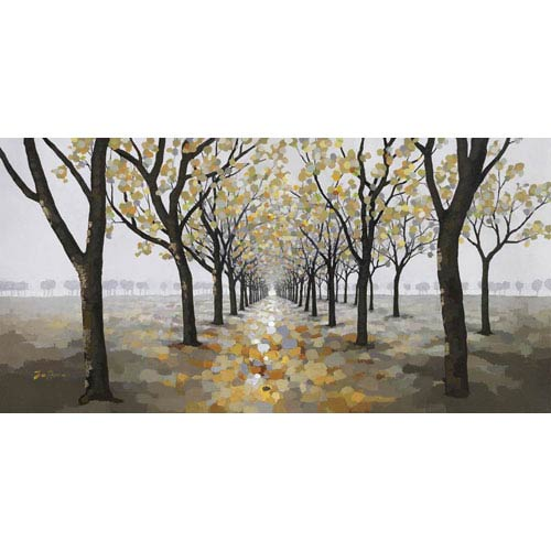 Pathway: 55 x 28 Painting