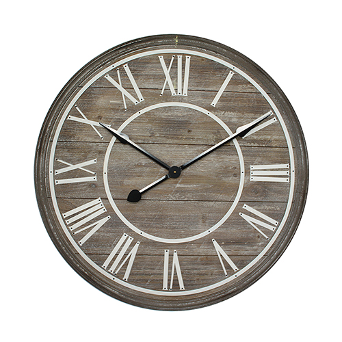 Rustic Age Wall Clock