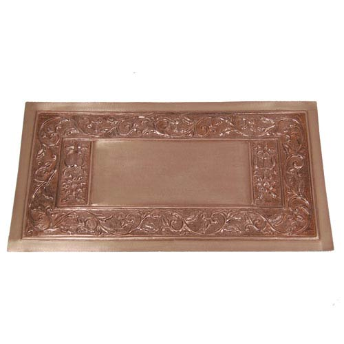 Copper Door Panel