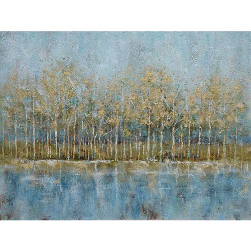 Wealth of the Trees Canvas