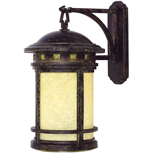 Yosemite Home Decor Sahara Desert Night Exterior Light Wall Mount