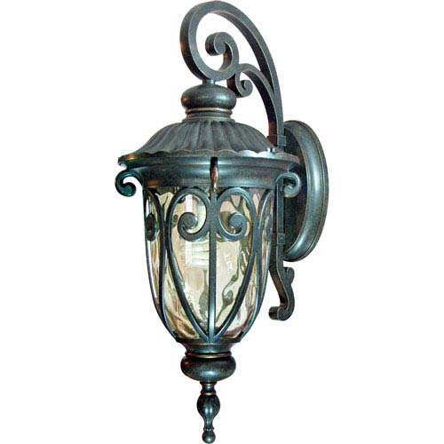 Yosemite Home Decor Viviana Oil-Rubbed Bronze Exterior Light Wall Mount