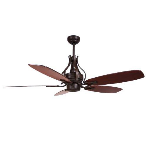 Washburn Oil Rubbed Bronze 52-Inch Ceiling Fan