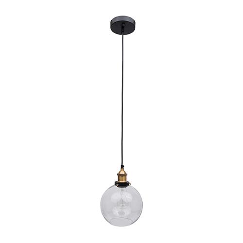 Aharon Collation Dark Grey One-Light Mini Pendant