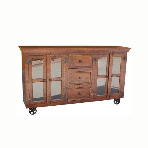 Warm Natural Cabinet