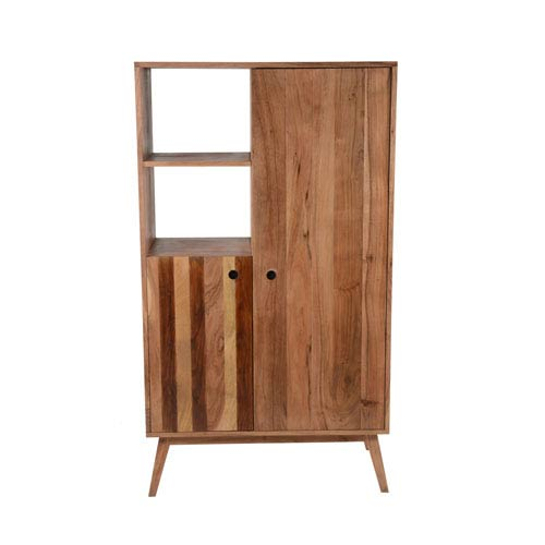 Acacia Wood Cupboard