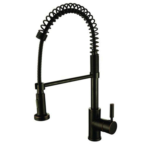 Spring Pull-out Kitchen Faucet