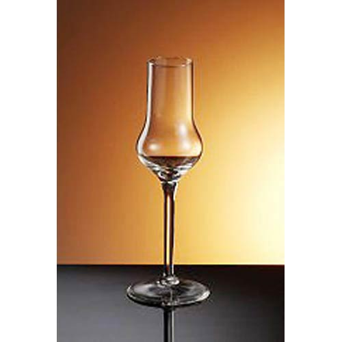 Bottega del Vino Crystal Acquavite Glass, 4 Stem Gift Pack