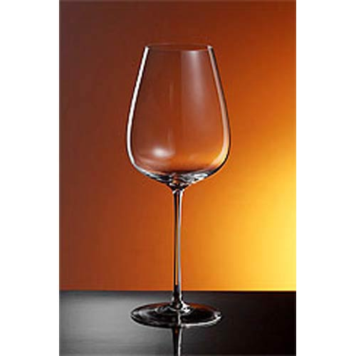 Bottega del Vino Crystal Super Venetian Glass, 4 Stem Gift Pack