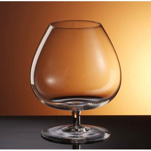 Bottega del Vino Crystal Cognac Four Stem Gift Pack