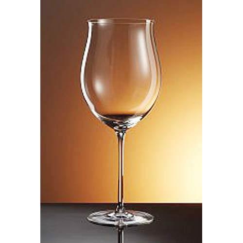 Bottega del Vino Crystal Rosso Burgunder Glass, 4 Stem Gift Pack