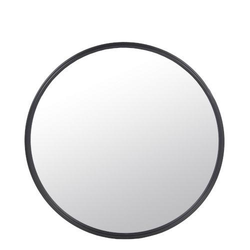 Black Wall Mirror